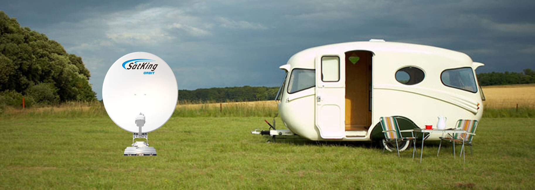 Best Satellite Dish for Caravans
