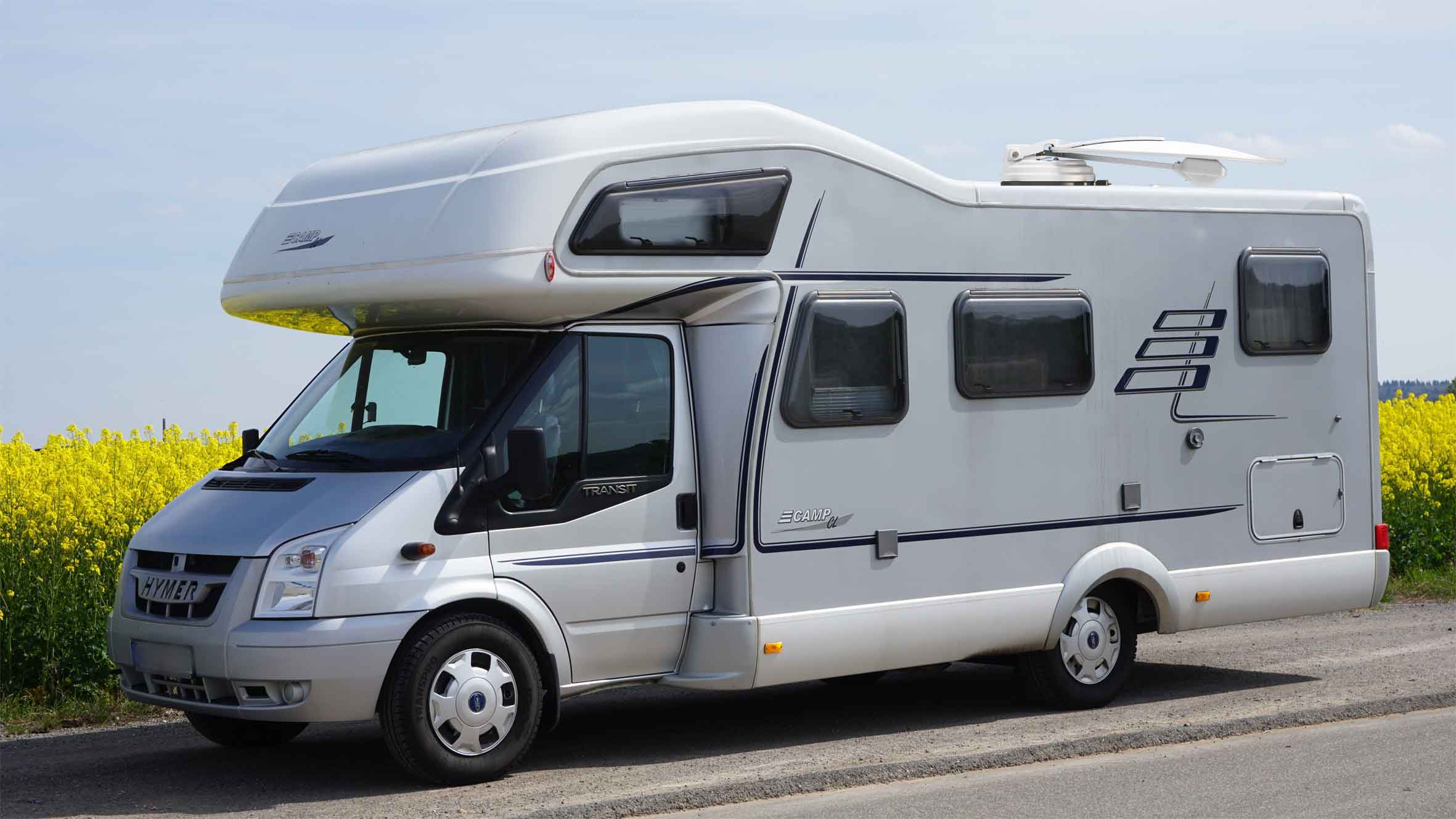 Satellite TV for Caravans