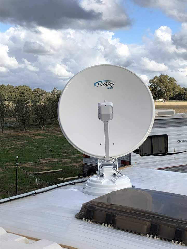 Installation by Numurkah Satellite Services in Numurkah