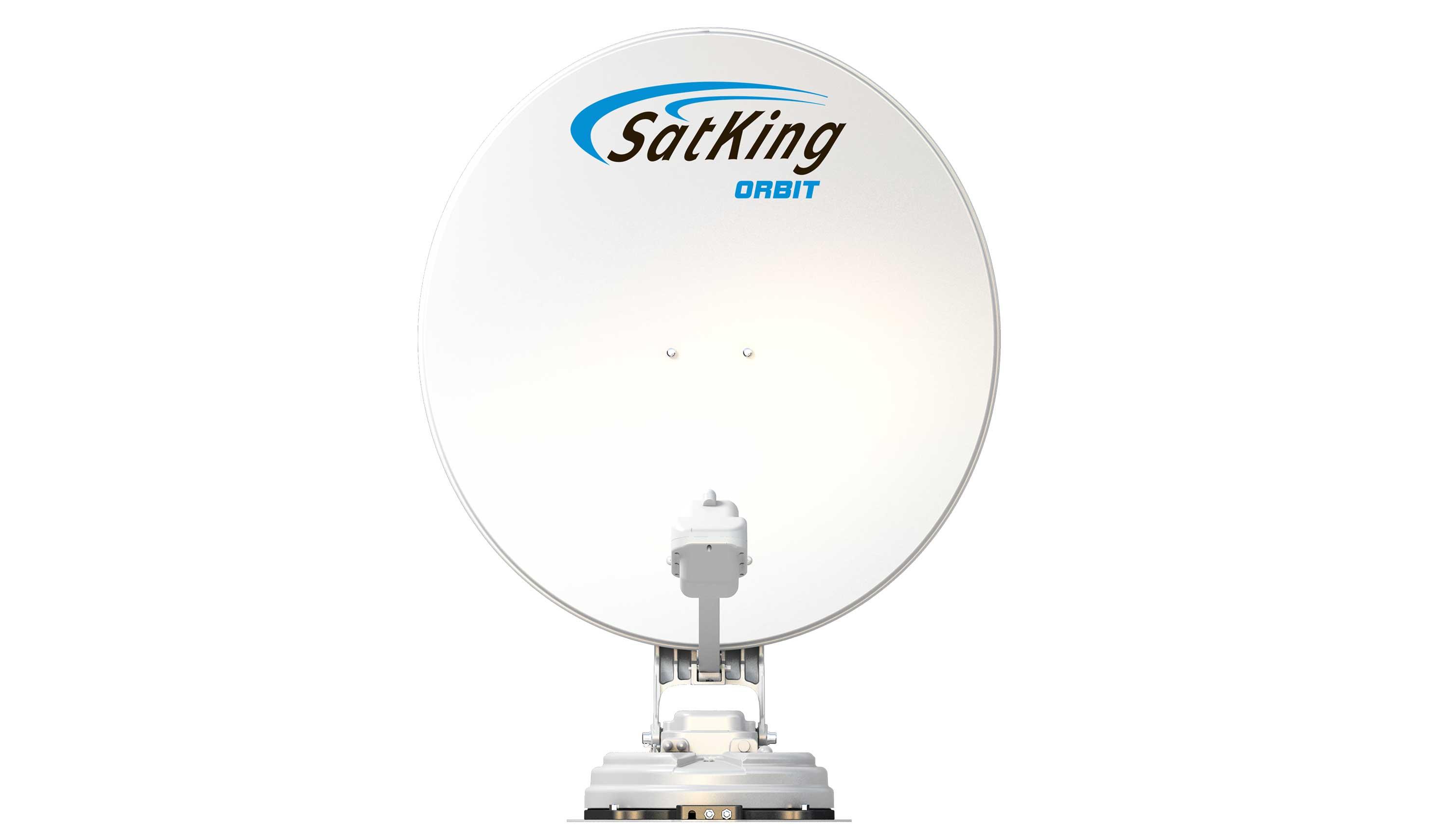 Satking Orbit Fully Automatic Satellite TV System